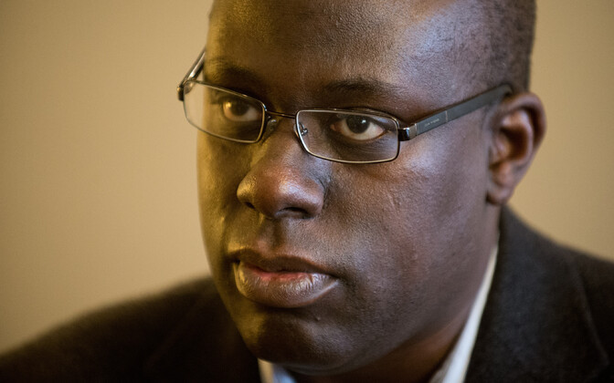 British-born journalist and politician Abdul Turay.