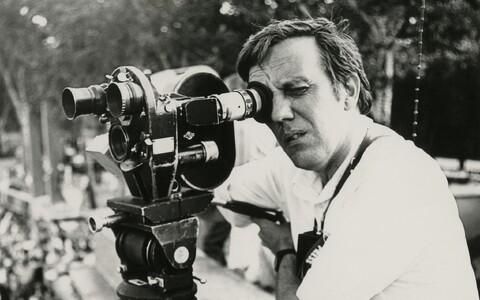Režissöör Jüri Tallinn, telefilm Laulukaar. 1985