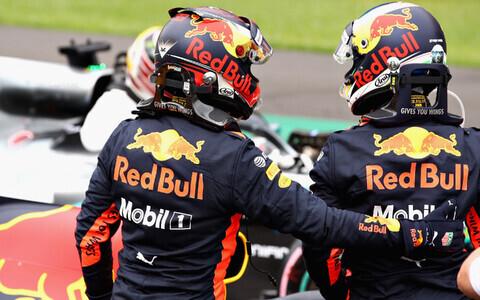 Daniel Ricciardo ja Max Verstappen olid Mehhiko GP kvalifikatsiooni kiireimad