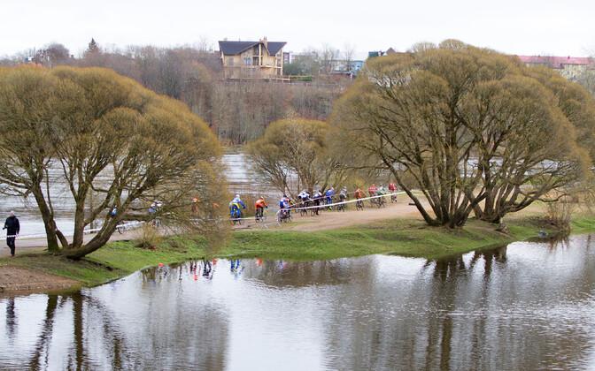 Eesti cyclo-crossi karikasarja Narva etapp