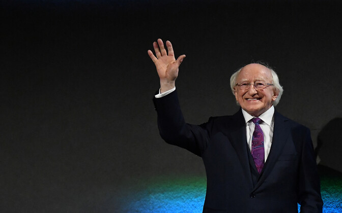 Michael Higgins.