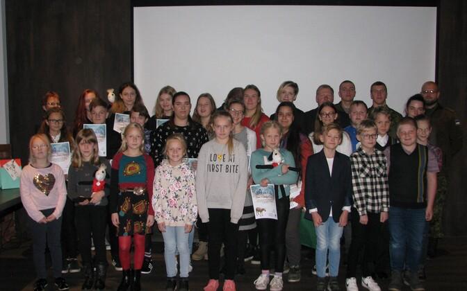 Kino Maale noored võitjad