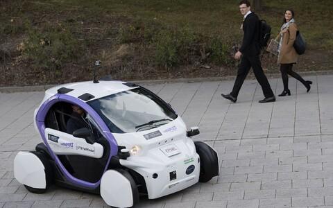 Isejuhtivate autode võidukäik toob turule mitmeid  uusi tegijaid.
