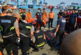 В Индонезии разбился пассажирский самолет.