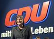 Angela Merkel valiti CDU liidrikd 2000. aasta aprillis.