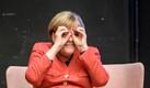 Angela Merkel 2017. aastal Eesti eesistumise ajal Tallinnas.