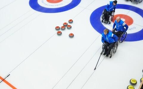 Eesti ratastoolicurlingu koondis