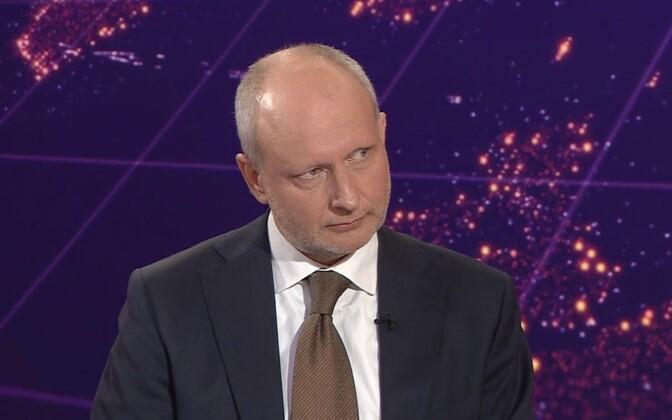Undersecretary Matti Maasikas.