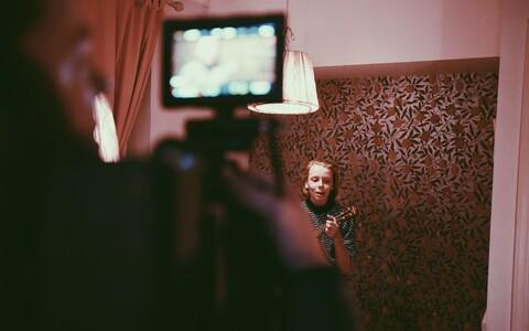 """""""Truth Is"""" filmimine koostöös Andreas Poomiga"""