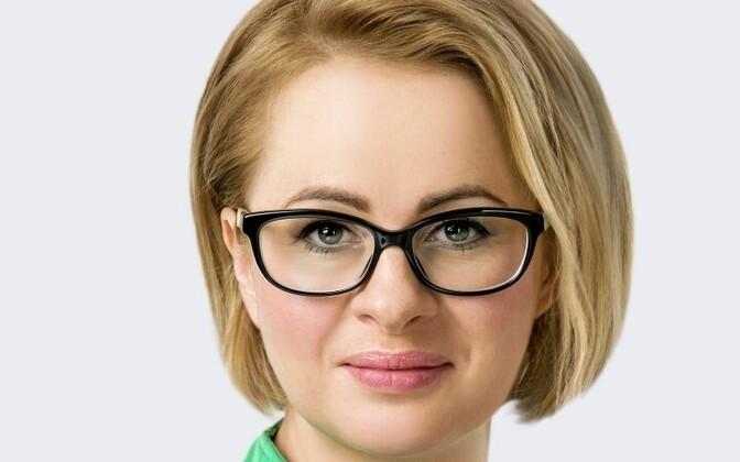 Мария Юферева стала старейшиной Ласнамяэ в сентябре 2015 года.
