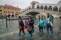 Венецию затопило.