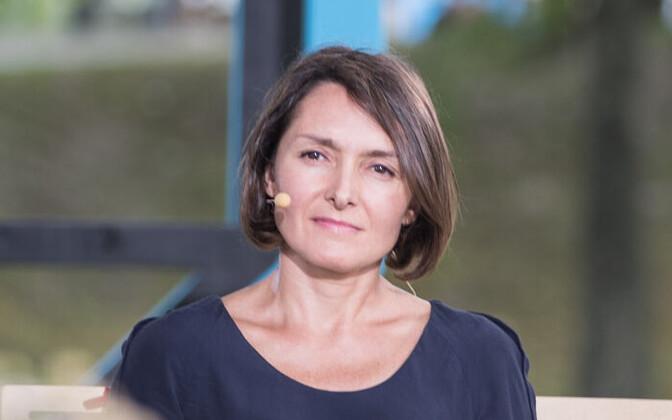 Екатерина Таклая с 1 января станет главредом ETV+.