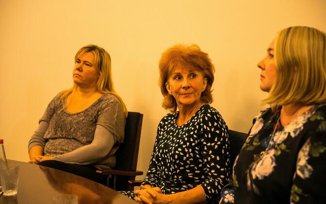 Eesti Kontserti nõukogu ja kultuuriministri koosolek 30. oktoobril.