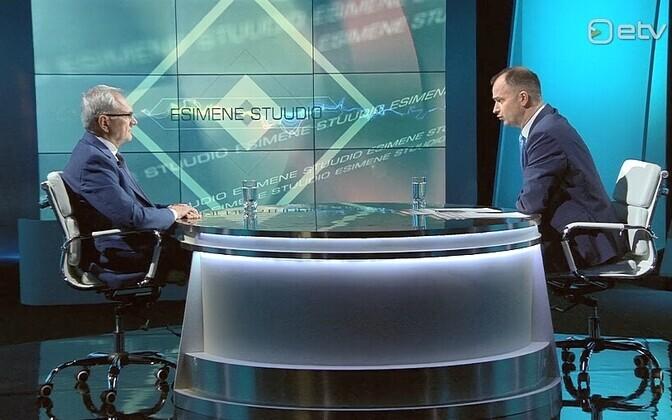 Jüri Raidlat intervjueeris Andres Kuusk