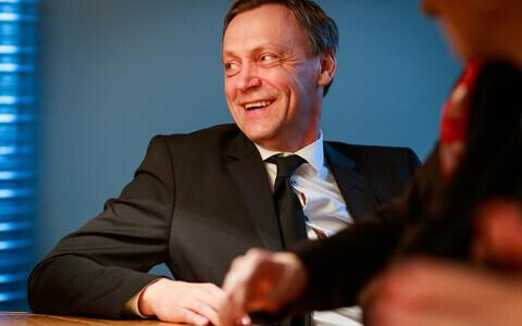 Näitleja Gert Rautsep