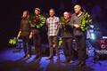 Wolfgang Muthspiel Quinteti kontsert