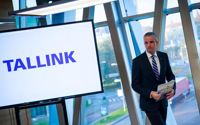 Tallink CEO Paavo Nõgene.