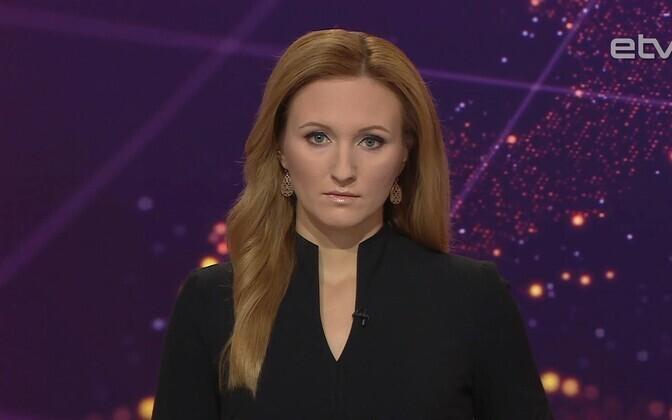 Маргарита Еремина в прямом эфире.