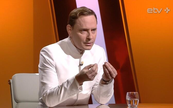 Максим Волков выступил в роли эксперта.