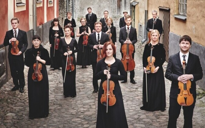Таллиннский камерный оркестр.