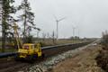 Paldiskis algas Balticconnectori Eesti maapealse osa keevitustööd.