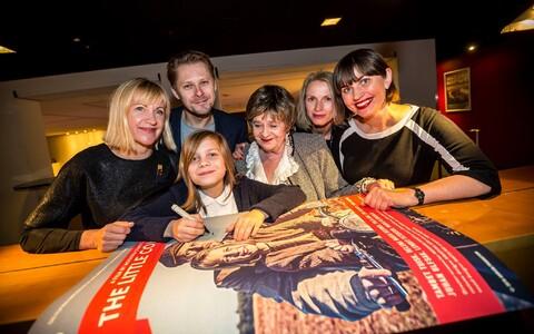 The talent behind the award-winning Estonian film