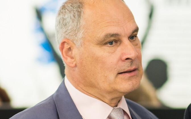 Яан Тоотс станет вторым номером тартуского списка центристов.