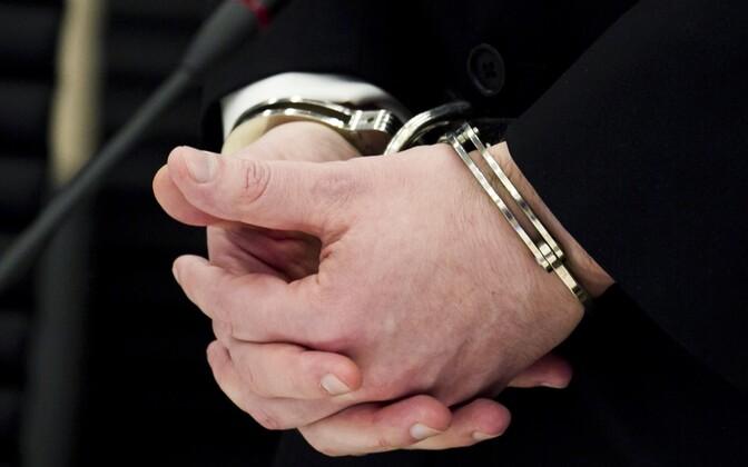 Обвиняемому грозит длительное тюремное заключение.