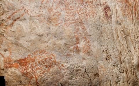 Borneo vanim koopamaaling on vähemalt 40 000, võimalik, et isegi 52 000 aasta vanune.