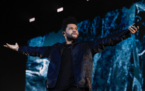 The Weeknd.