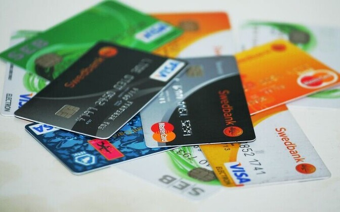 Swedbanki pangakaardid