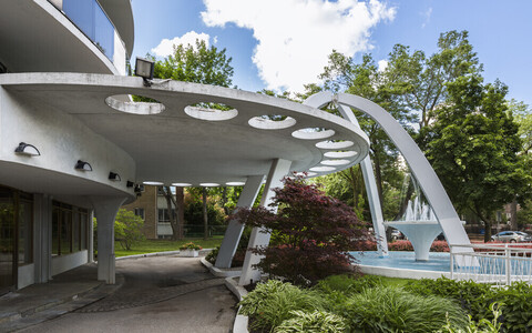 Arhitekt Uno Prii looming Torontos, 44 Walmer Road.