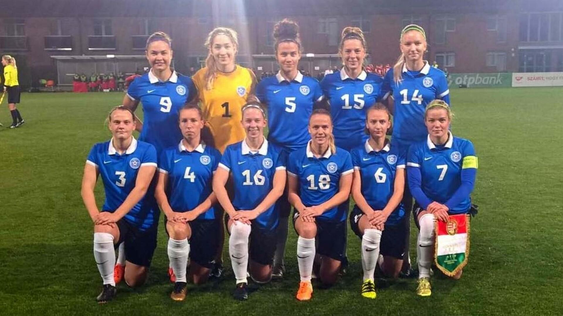 286d5adbbf6 Naiste koondis alustab valiksarja kodus Hollandi vastu   Jalgpalli ...