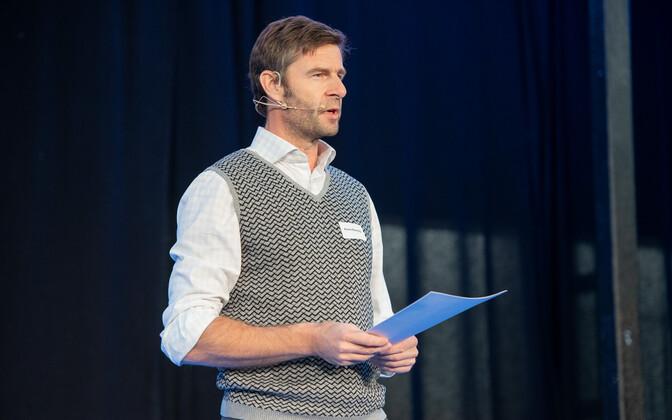Ettevõtja ja kirjanik Armin Kõomägi