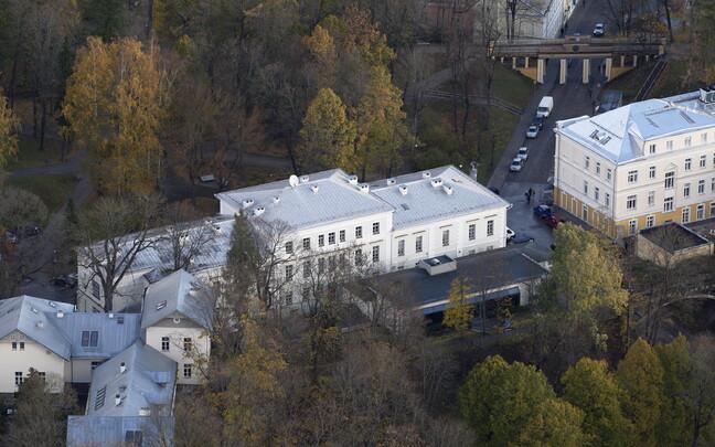 Здание Госсуда в Тарту.