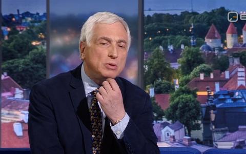Vene ajakirjanik ja ajaloolane Leonid Mletšin.