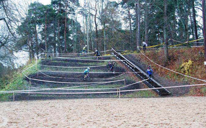 Eesti cyclo-crossi karikasarja etapp