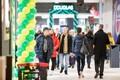Таллиннцы знакомятся с торговым центром Т1