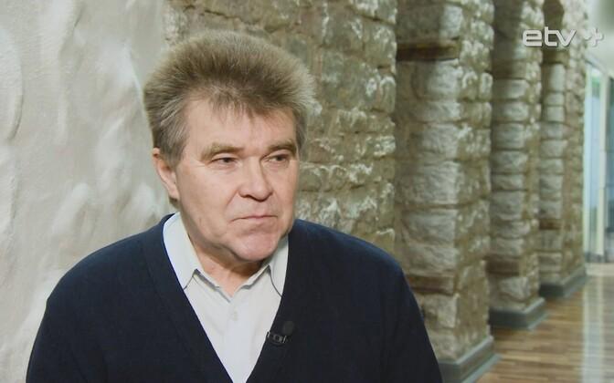 Социолог Юхан Кивиряхк.
