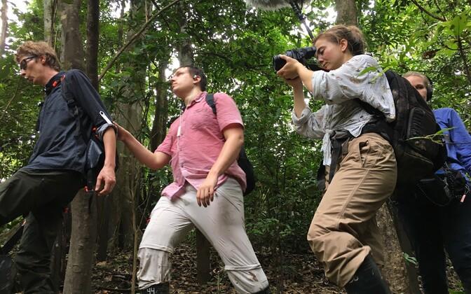 Ivo, Jakob ja Piibe Amazonases