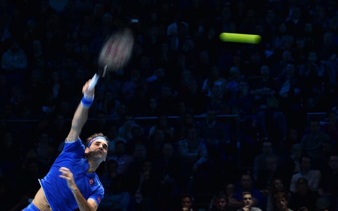 Roger Federer aastalõputurniiril