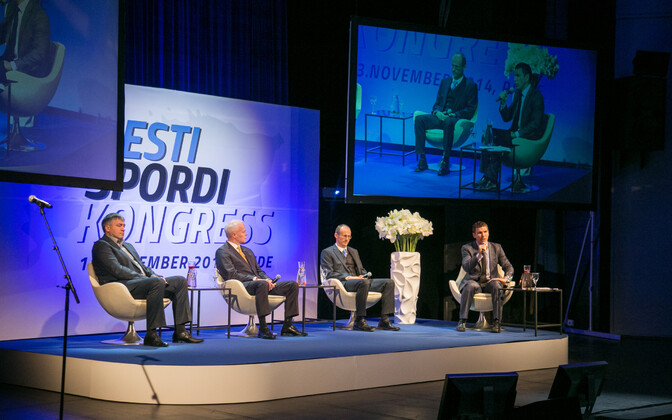 Eesti spordi kongress