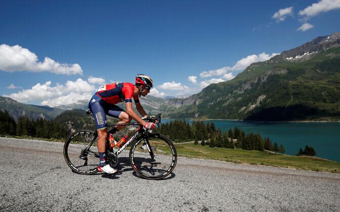Vinzenco Nibali Tour de France'il