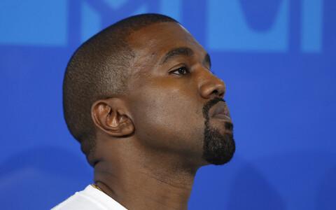 Kanye West 2016. aasta MTV Video muusikaauhindade jagamisel.