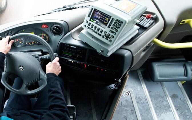 Водители автобусов сами могут решать, какие радиостанции им включать.