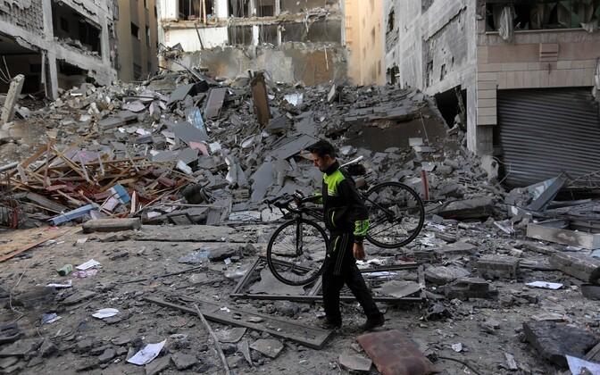 Сектор Газа.