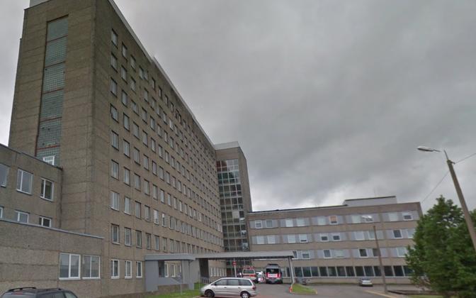 Вильяндиская больница.