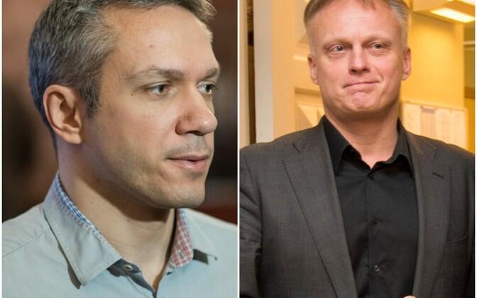 Andrei Korobeini, Imre Sooäär