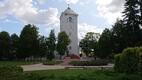 Jelgava loss ja vaated linnale. Kaunis jõeäärne Läti väikelinn