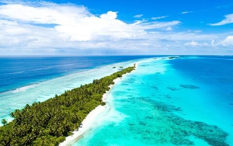 Maldiivid tõusid meres 3000-4000 aasta eest.